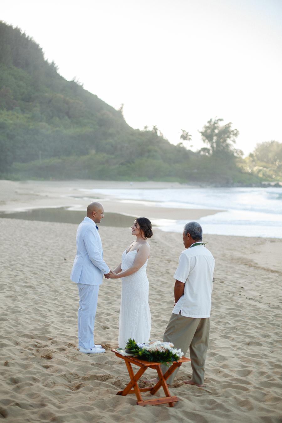 kauai wedding ceremony