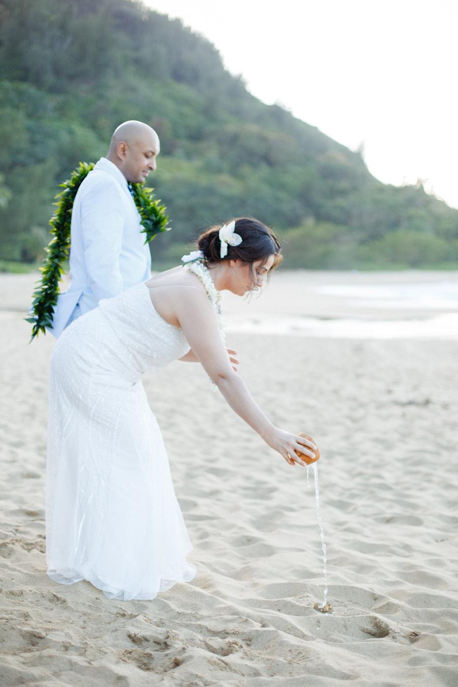 coconut ceremony by kelvin ho