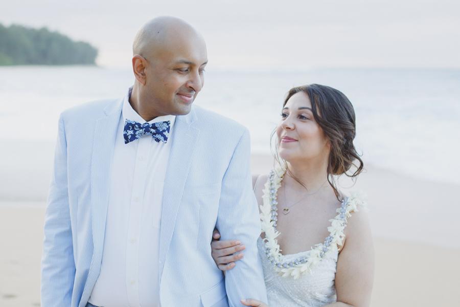 Haena, kauai wedding photographer