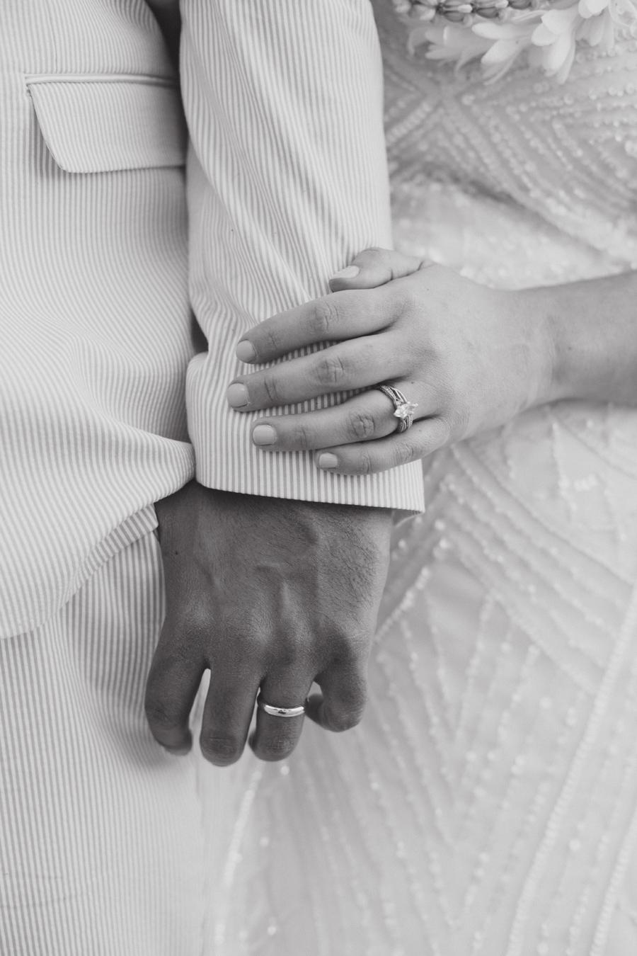 kauai wedding rings
