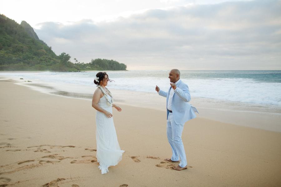 fun wedding dance kauai
