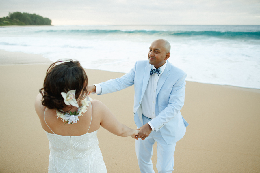 kauai intimate elopement photographer