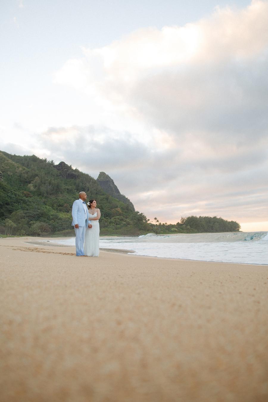 north shore kauai wedding photographer