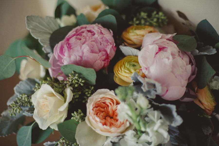maui wedding bouquet