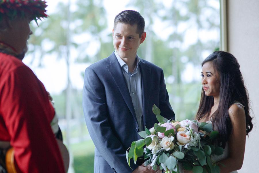 Ernest Pua'a wedding officiant photographer