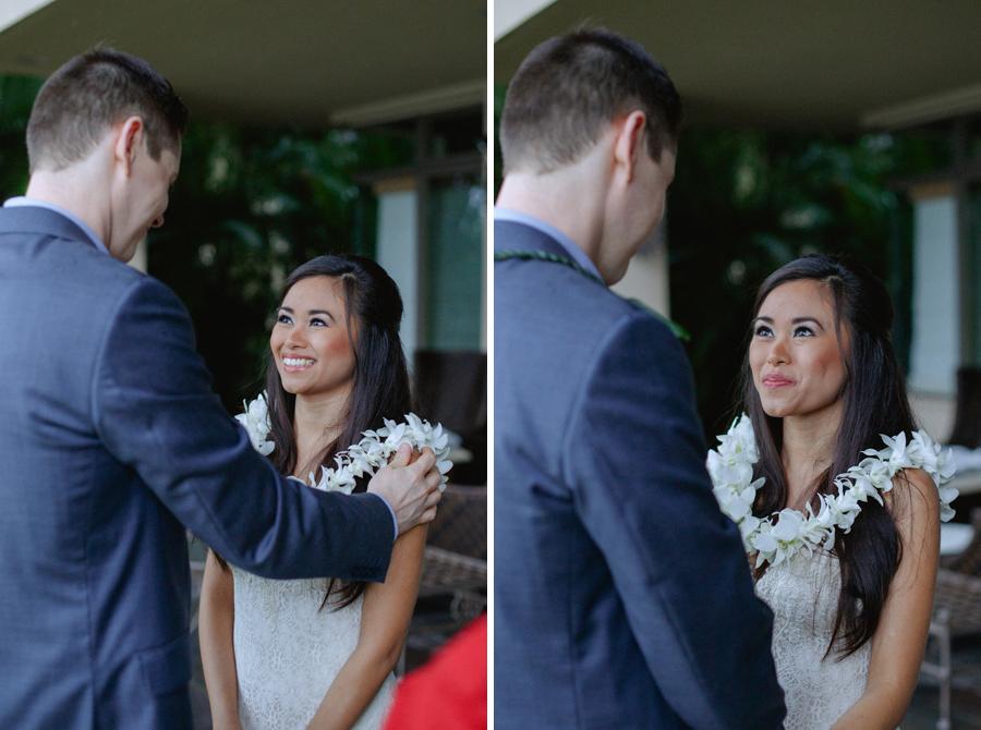 maui wedding lei exchange
