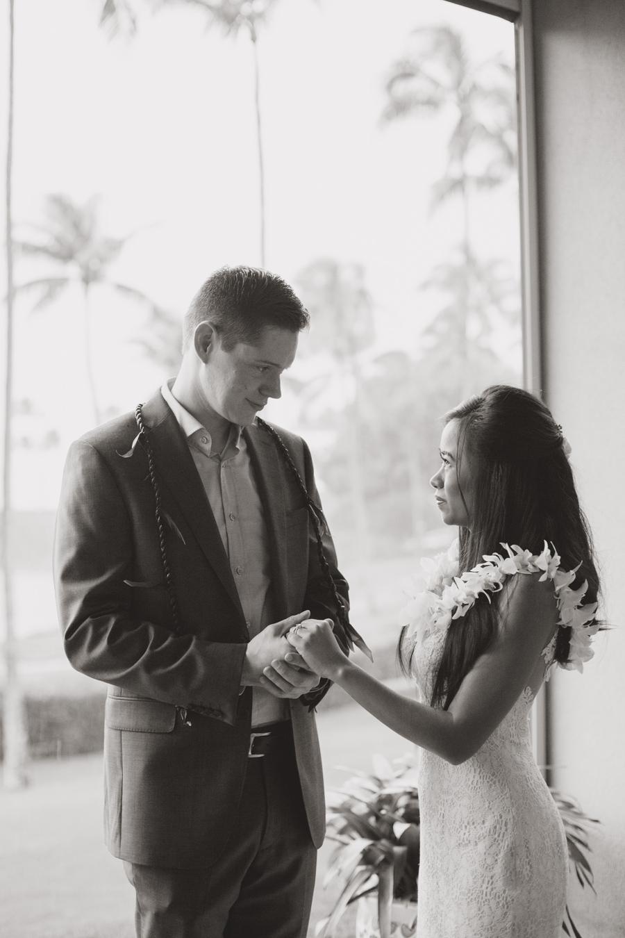 maui wedding photo