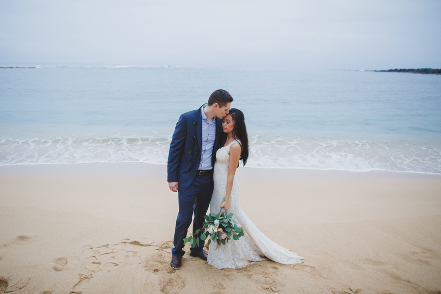 kapalua beach wedding photography