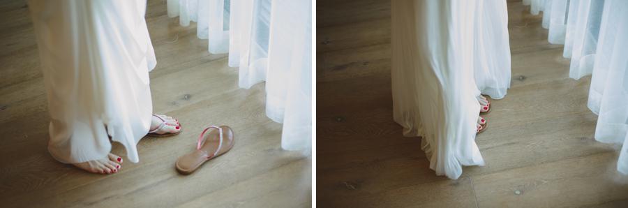 Hawaii Wedding Style Shoes