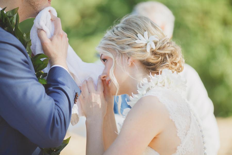 Tearful Wedding Photography