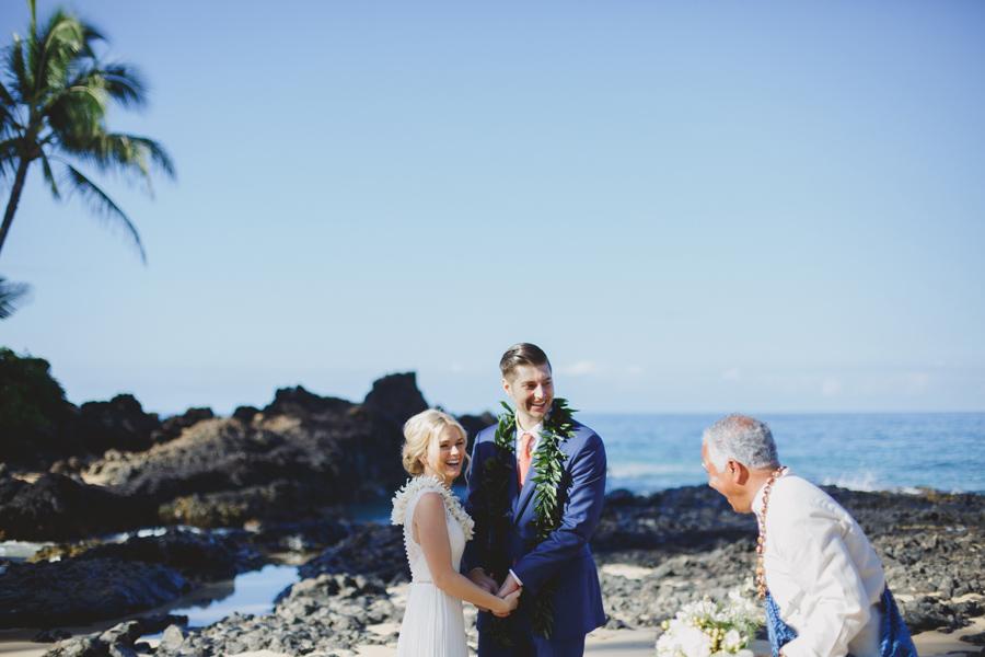 Maui Beach Elopment Photographer