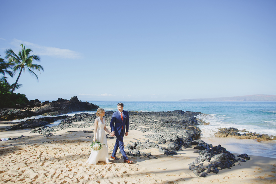 Walk On The Beach Maui