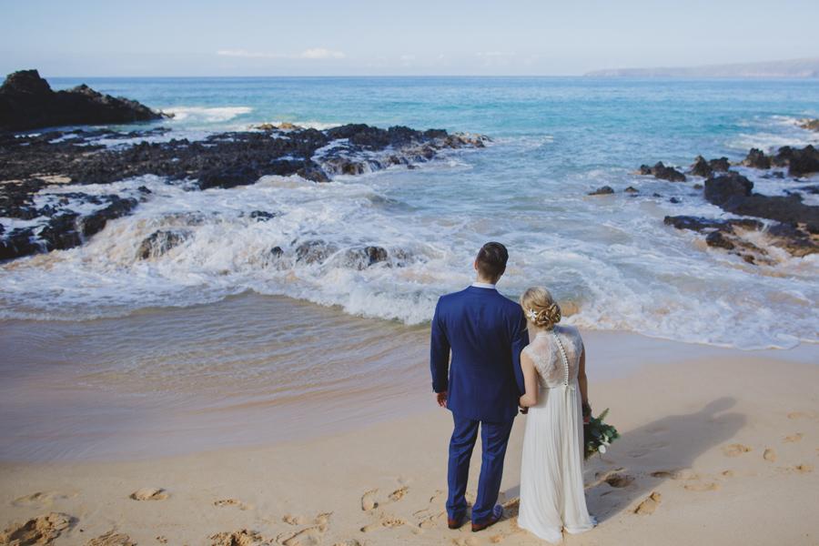 Walk On The Beach Maui Photographer