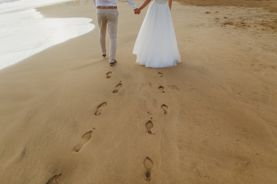 Sugar Beach Wedding Maui