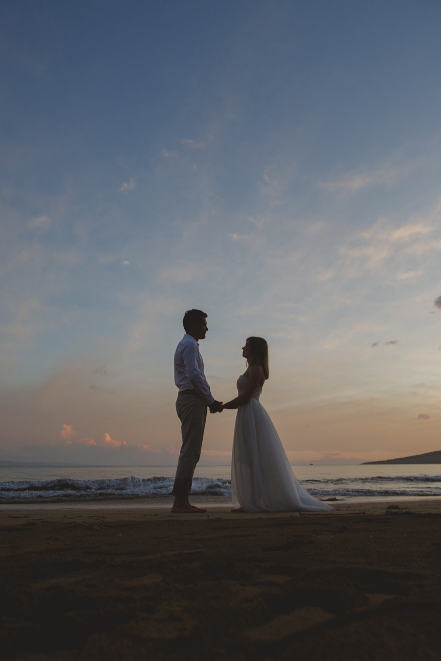 Wedding Portrait Photography Maui