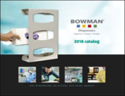 BOWMAN QUALITY DISPENSERS - MADE IN THE U.S.A.