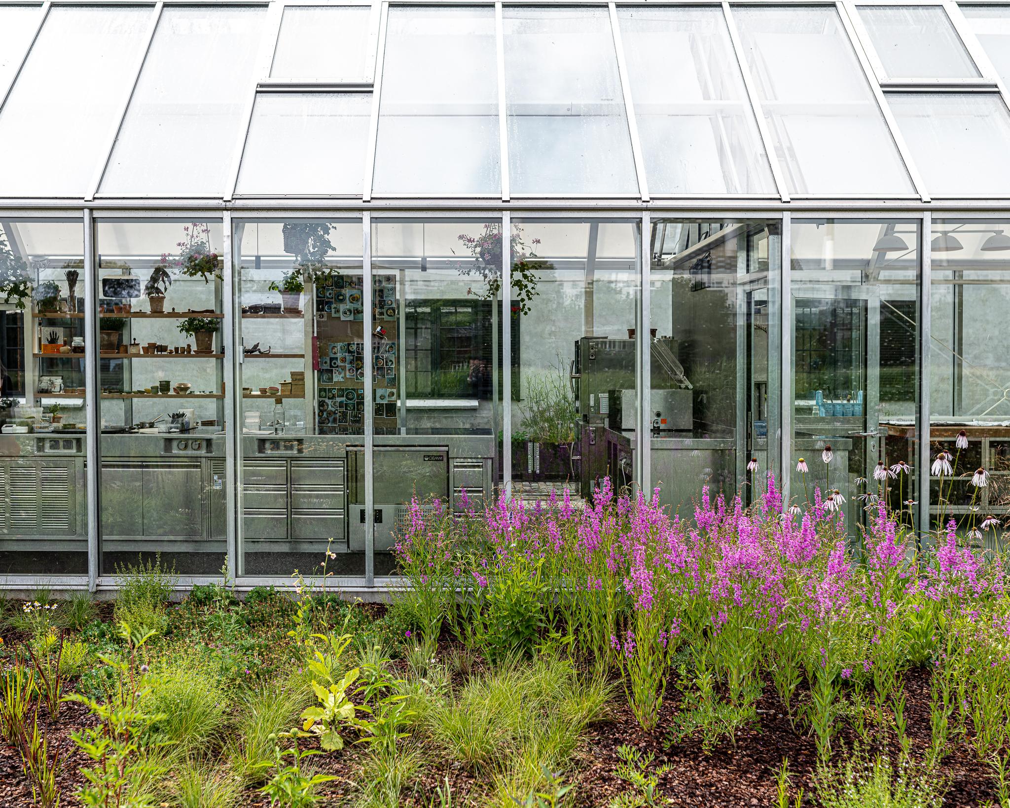 R&D Greenhouse