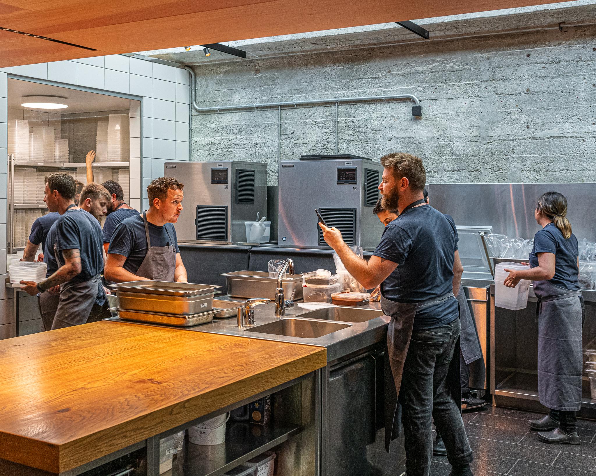 Prep Kitchen