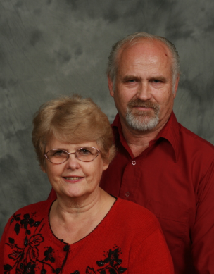 Roy Park - grew up with 5 brothers and 3 sisters in Santa Rosa, California. He moved to Montana in 1972, then to Oregon in 1976 and has been an upholsterer since 1980. He married his wife, Jo, in 1998 and they are celebrating 21 years together this spring. They have 3 children and 6 grandchildren.