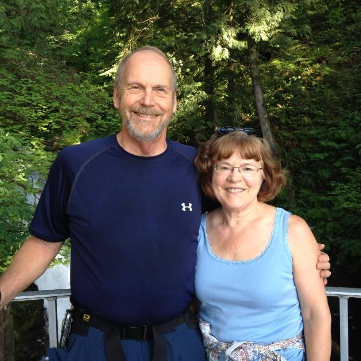 "Lynette Holm - and Ray have been married 49 years, living in the Portland area for more than 20 years. They have 3 children and 6 grandchildren. Lynette met Ray at Pacific Union College where she was taking nursing. This year her class will celebrate their 50-year reunion. Lynette has worked in almost every area of nursing but her favorite is helping out in surgery at mission hospitals especially in Africa. Her hobbies include knitting, sewing, cooking, travel and birding. Last year was her ""Big Year"" in which she was able to identify 385 bird species during trips to Africa, Curacao, Europe, Hawaii, Mexico, the Pacific Northwest and Texas. She loves volunteering with the CHIP program at Adventist Medical Center by preparing food samples and providing food demonstrations."