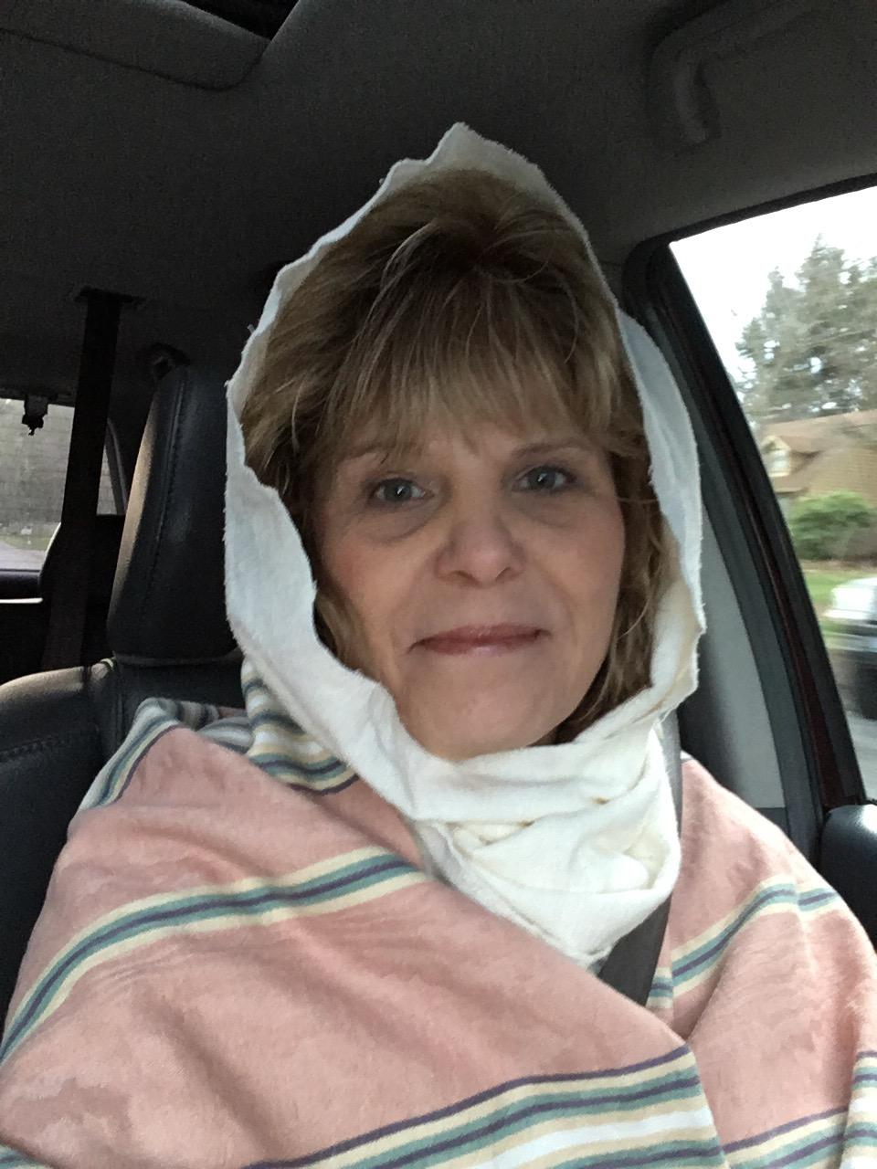 Betty McMurry - is joyfully the wife of one husband, mother to 2 children and grandmother to a precious little girl, Leavitt, who is 5 months old and to a grandson due to be born April 1.