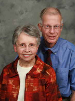 """Kathy Rey - has been a member of the Hood View Church for 42 years. She is the wife of Roger, mother of Heather and Bob, and grandma of Nate and Natalie. In her """"spare"""" time she likes to make quilts, cross-stitch and read stories."""