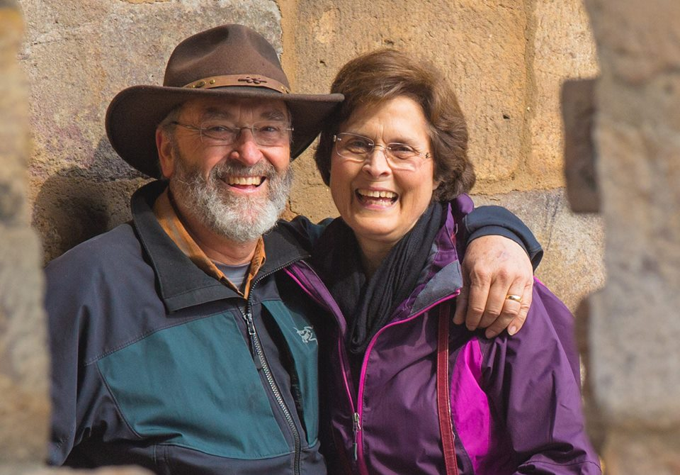 Dick Duerksen - and Brenda have been Hood View members for three years and love the fellowship, the worship experiences, and the pot-lucks.