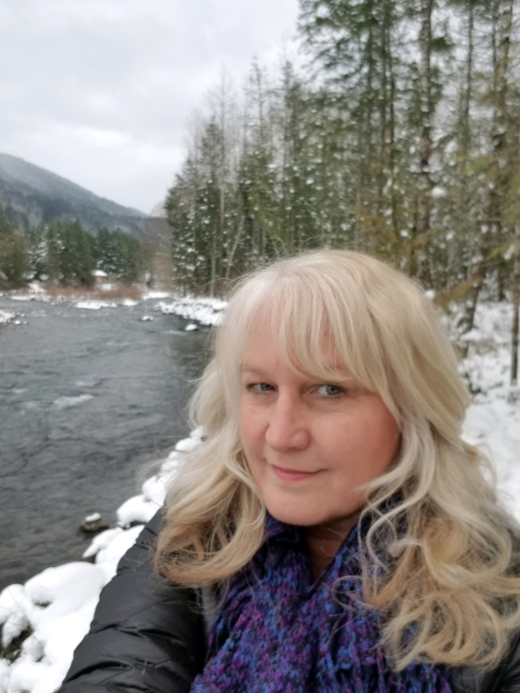 Tammy Rands - is the proud mother of Lucas. She has been a professional hair stylist for 40 years and the owner of Parkside Salon for the last 17 years. Tammy is most happiest in nature and near water. She enjoys hiking, beaches, sunshine, flower gardening, and the beauty of snow.