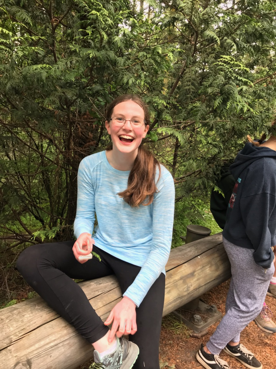 Janelle Clouse - is a 12-year-old girl and has been blessed with an awesome family. She loves writing creative stories, friends, skiing basketball and riding horses. She also greatly enjoys deep discussions, especially about the Bible.