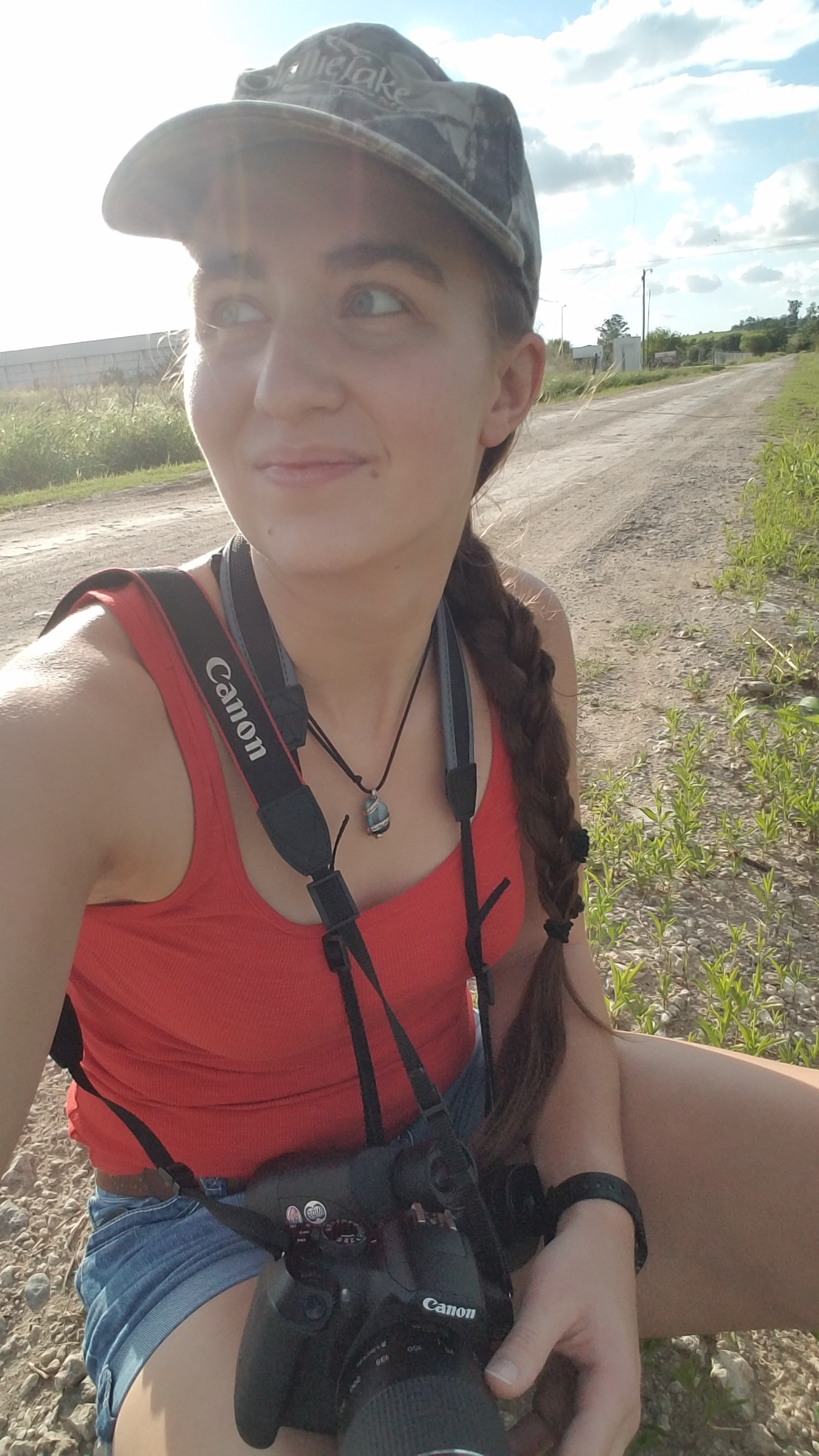 Savannah Sexton - is a Biology undergrad at Walla Walla University who enjoys birding, music, working with horses, and introvert activities in her spare time. She is currently looking for an entomologist mentor (as well as any other