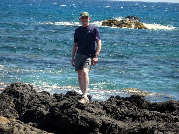 Carl Swarts - enjoys travelling, camping, golfing, spending time with friends and last but not least getting to know God better.
