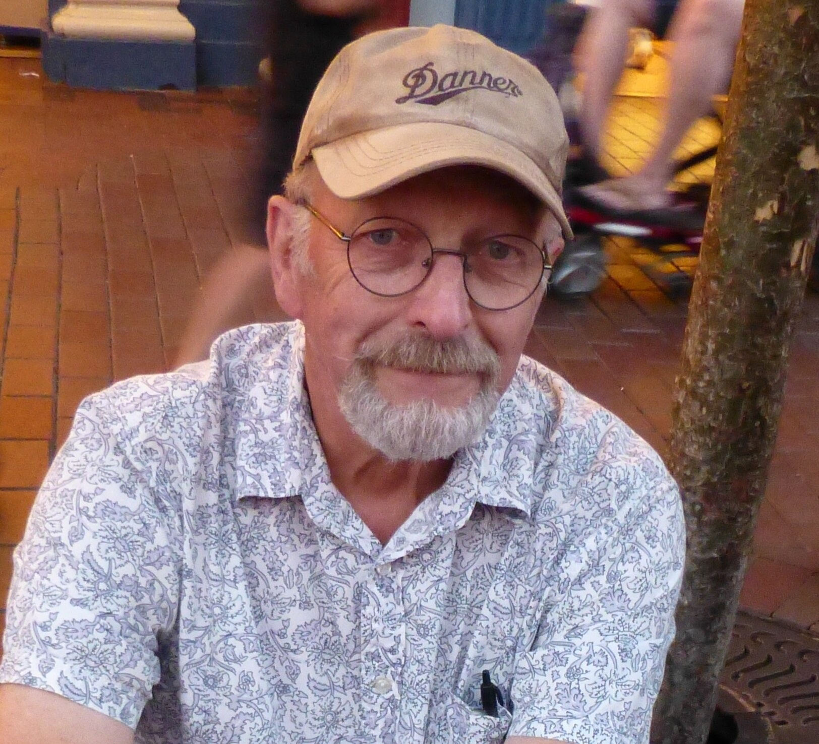 John Clark - Although a retired Physical Therapist, a friend recently told John that he has failed retirement. He enjoys serving others through his wood working skills and also building up and working his tree farm. He and his wife, Cathie, live on ten acres of woods six miles east of Sandy.