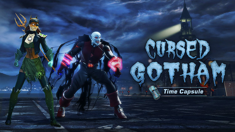 Game Update 88: Cursed Gotham Time Capsule, New Item Grant UI, Trick