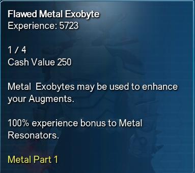 Flawed Metal Info