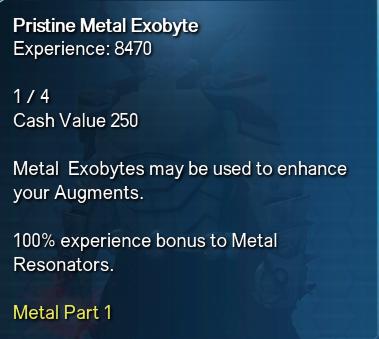 Pristine Metal Info