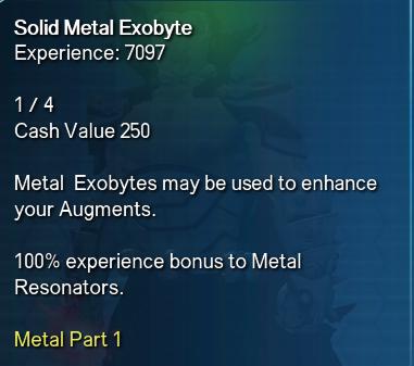 Solid Metal Info