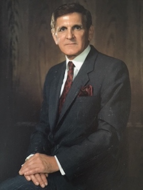 Founder of Flexco Microwave Inc., Andrex Inc. and Andrex Systems; electrical engineer, patent holder and Navy Veteran, the late William T. Pote.