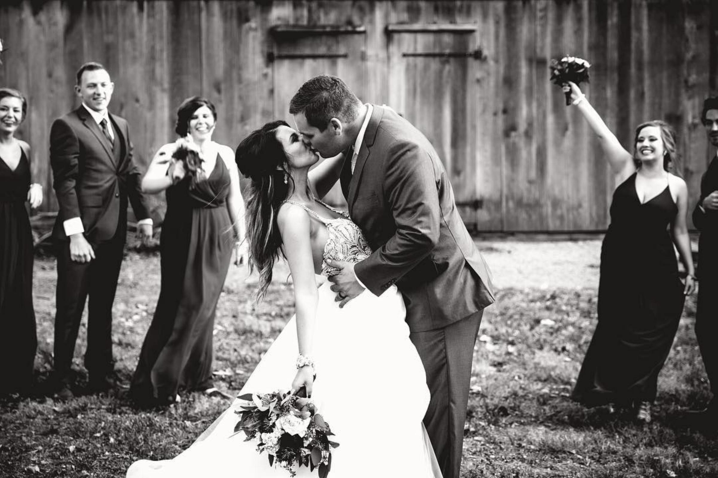 Copy of New Harmony IN Wedding