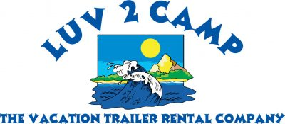 Luv 2 Camp - Thank you Luv2Camp for providing us a registration trailer for the event!Want to make your XPO experience even better and easier? You rent it, they deliver it! RV Camping Trailer Rentals Delivered and Setup at your Campsite!