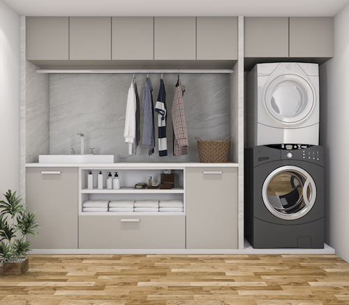 Recommended-Additions-to-Improve-Laundry-Dry, New Tradition Realty, Real Estate, Selling a Home, Buying a Home, Realty Southwest Washington, Vancouver WA Real Estate