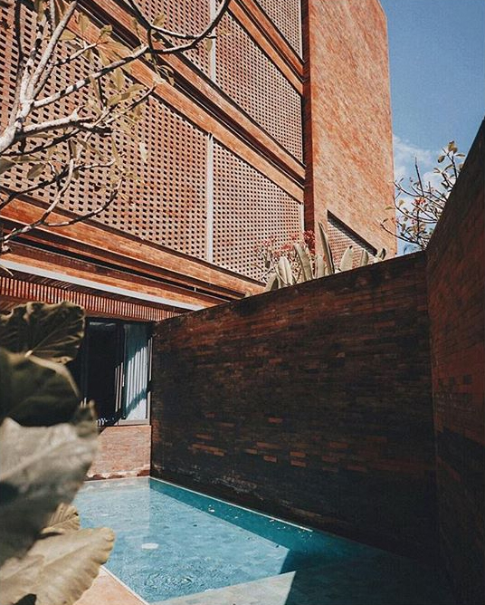The Pool Suite at the Katamama  Ph:  @eatandtreats