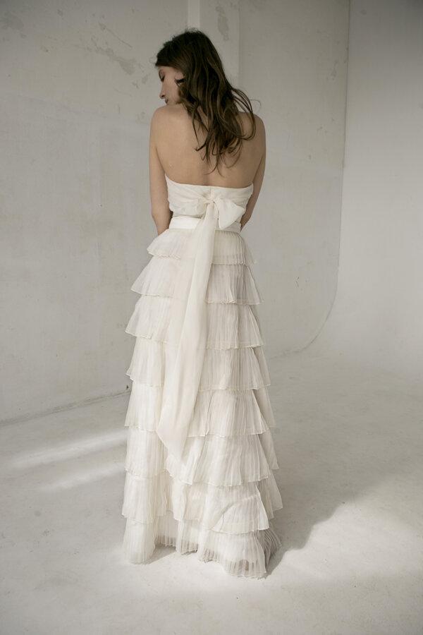 Piece 24 Skirt + Top 24 Matching Strapless Top