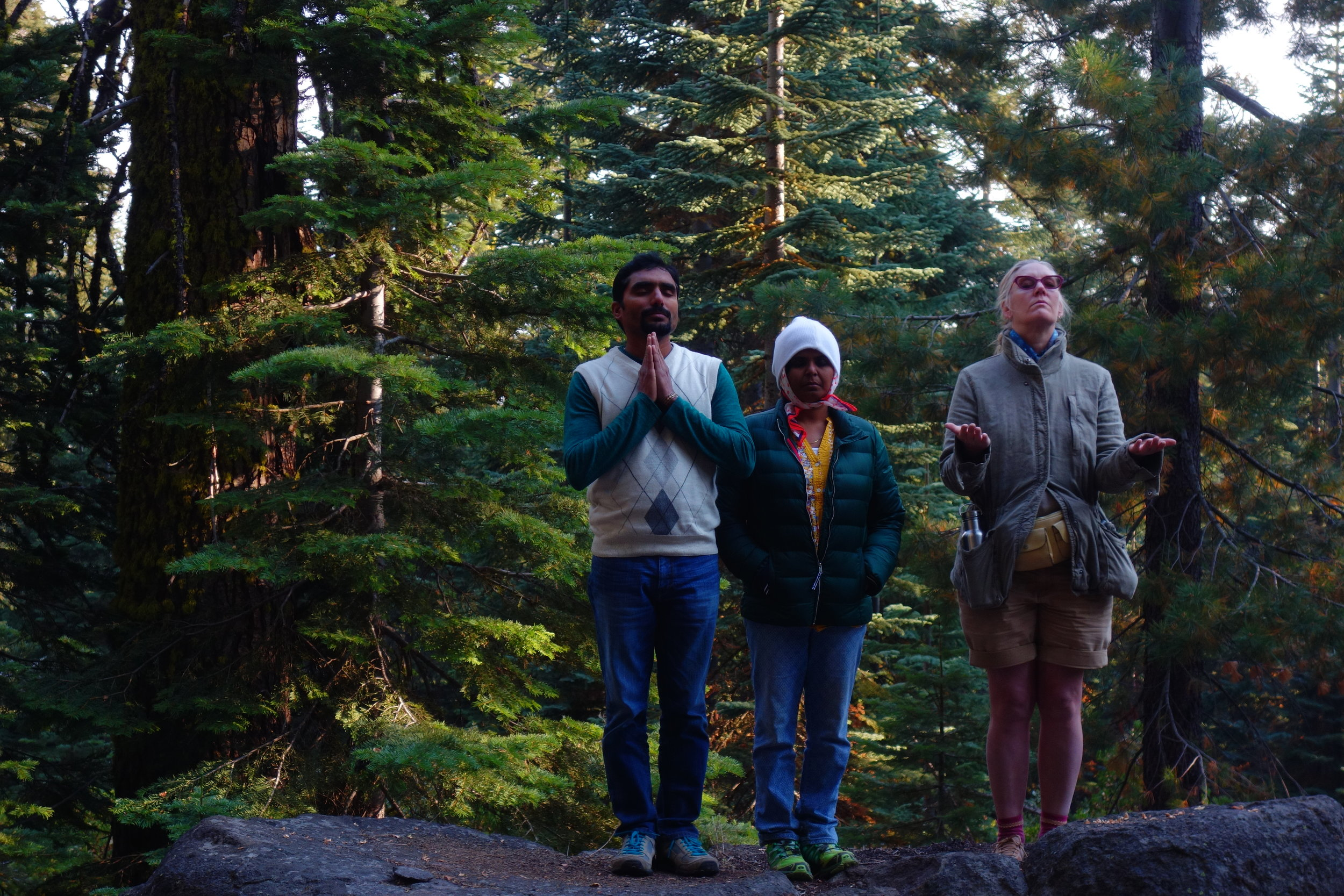 Mt. Shasta - Higher Self Connection