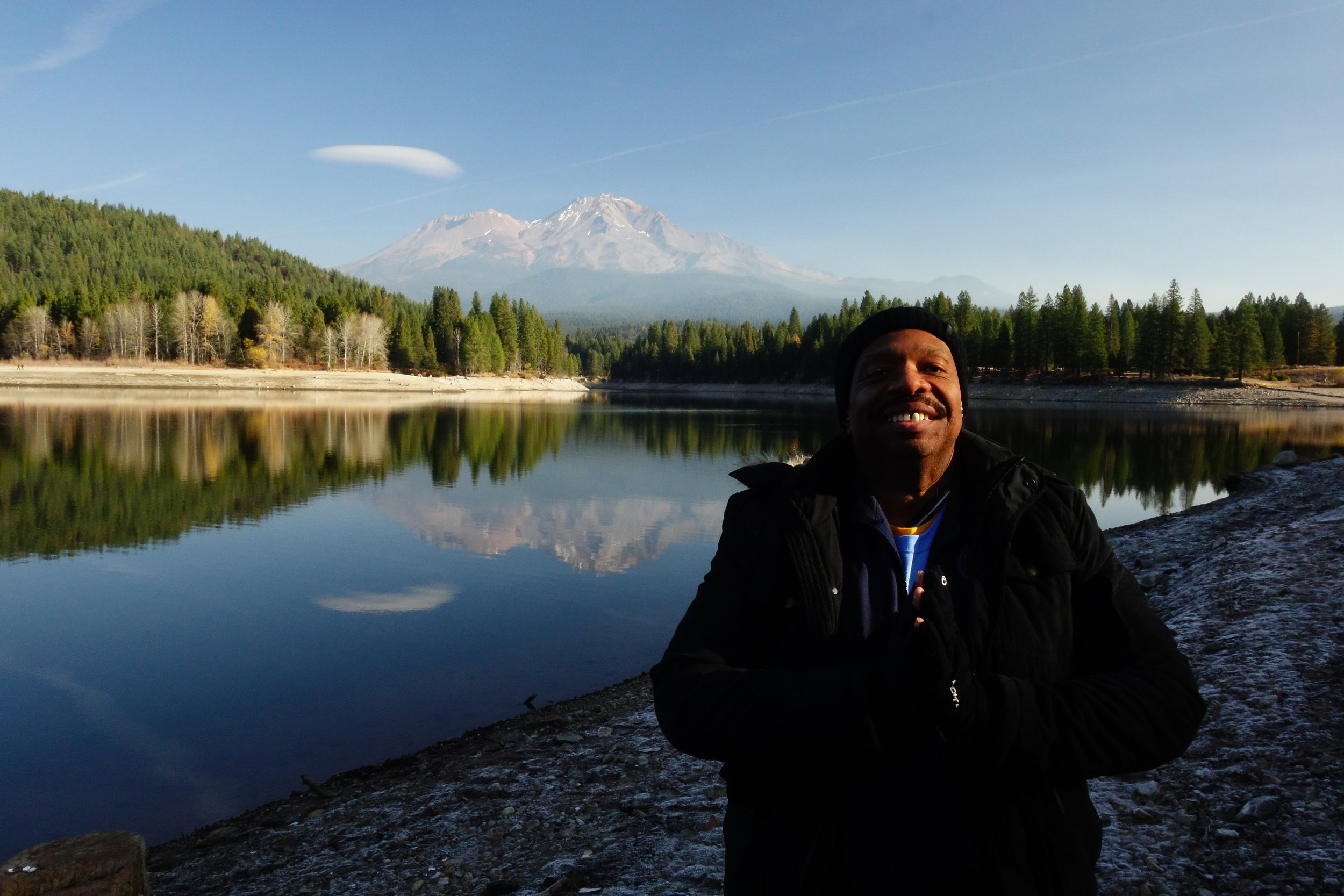 mt. Shasta Spiritual Tours Homepage