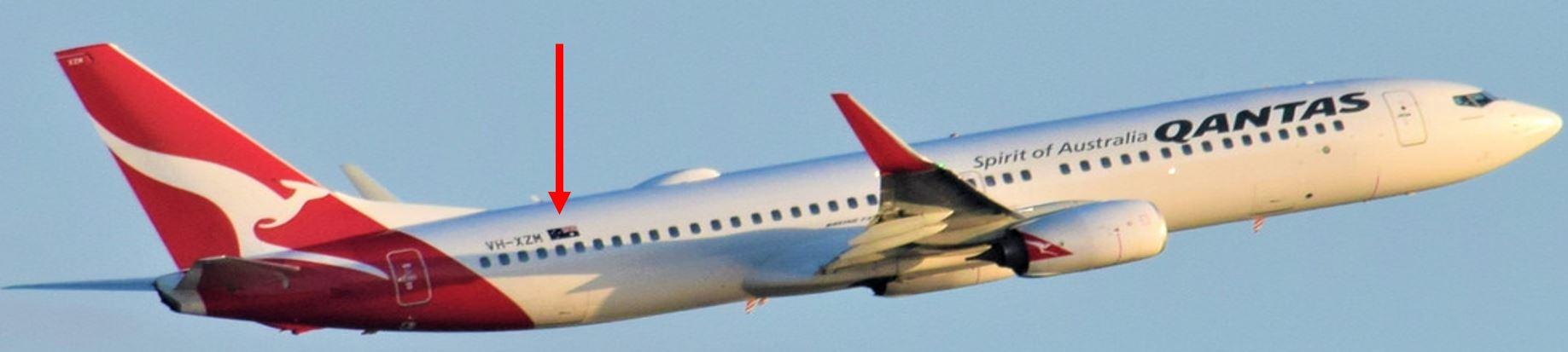 Qantas backwards.JPG