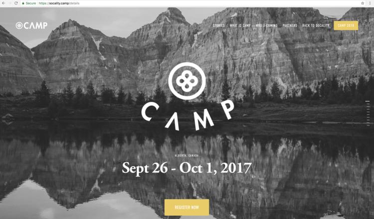 Socality Camp