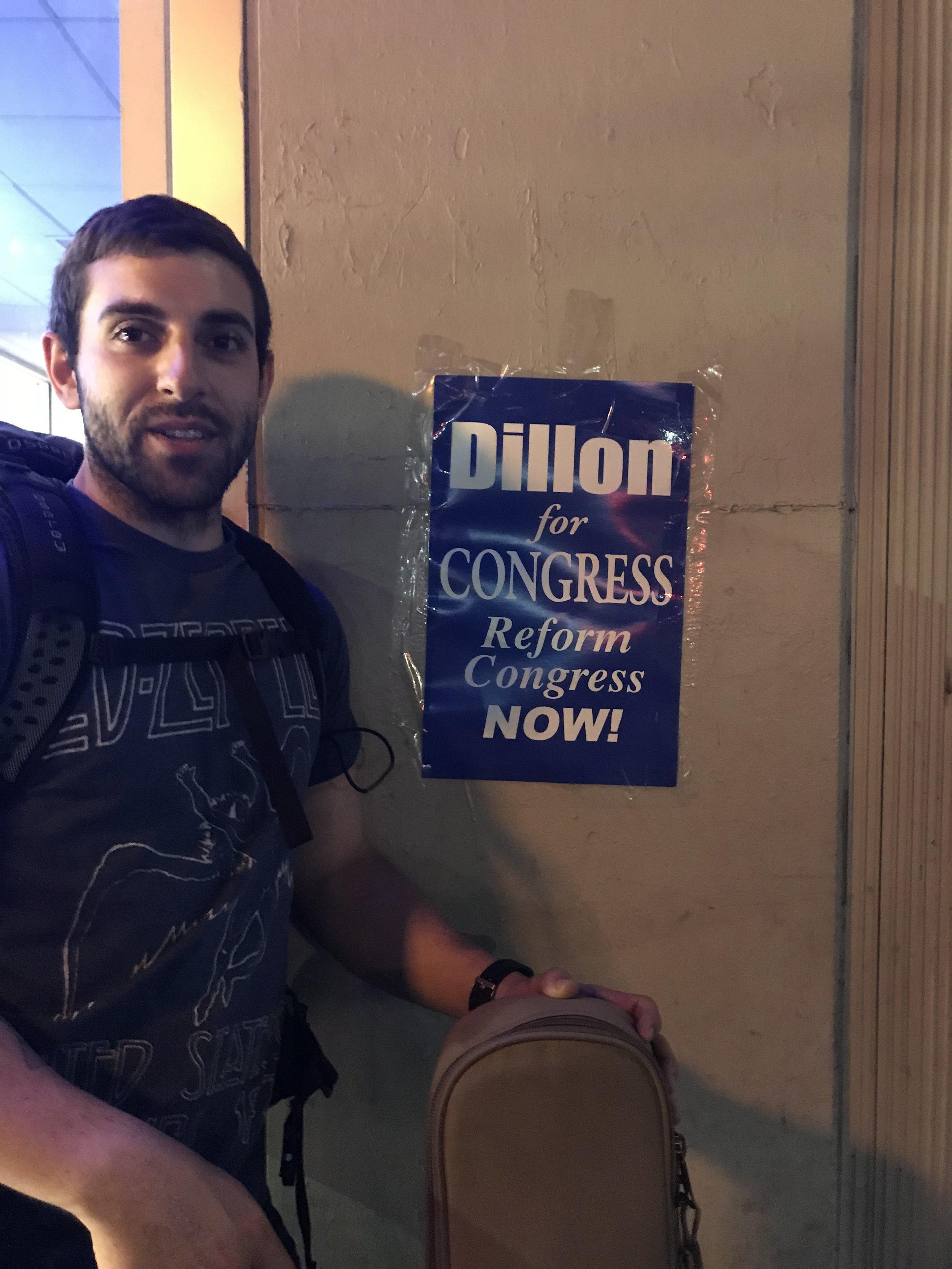 Dillon For Congress
