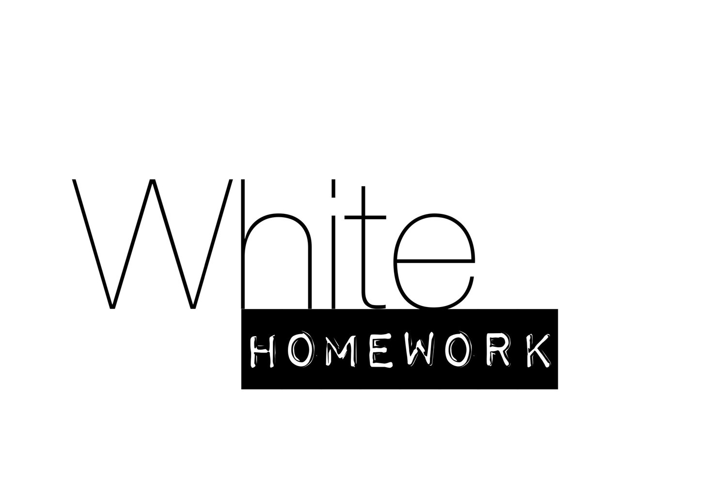 The Question Isnt How Much Homework Its >> White Homework Tori Williams Douglass