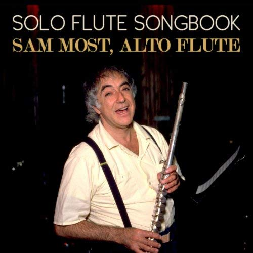 SAM MOST, Solo Flute Songbook