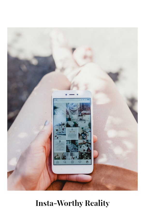 Insta-Worthy Reality Bold Online Mag